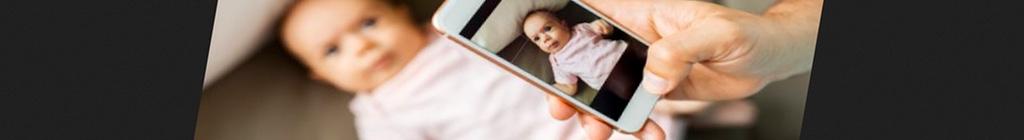 Surexposition aux écrans et sharenting menacent l'avenir des jeunes enfants